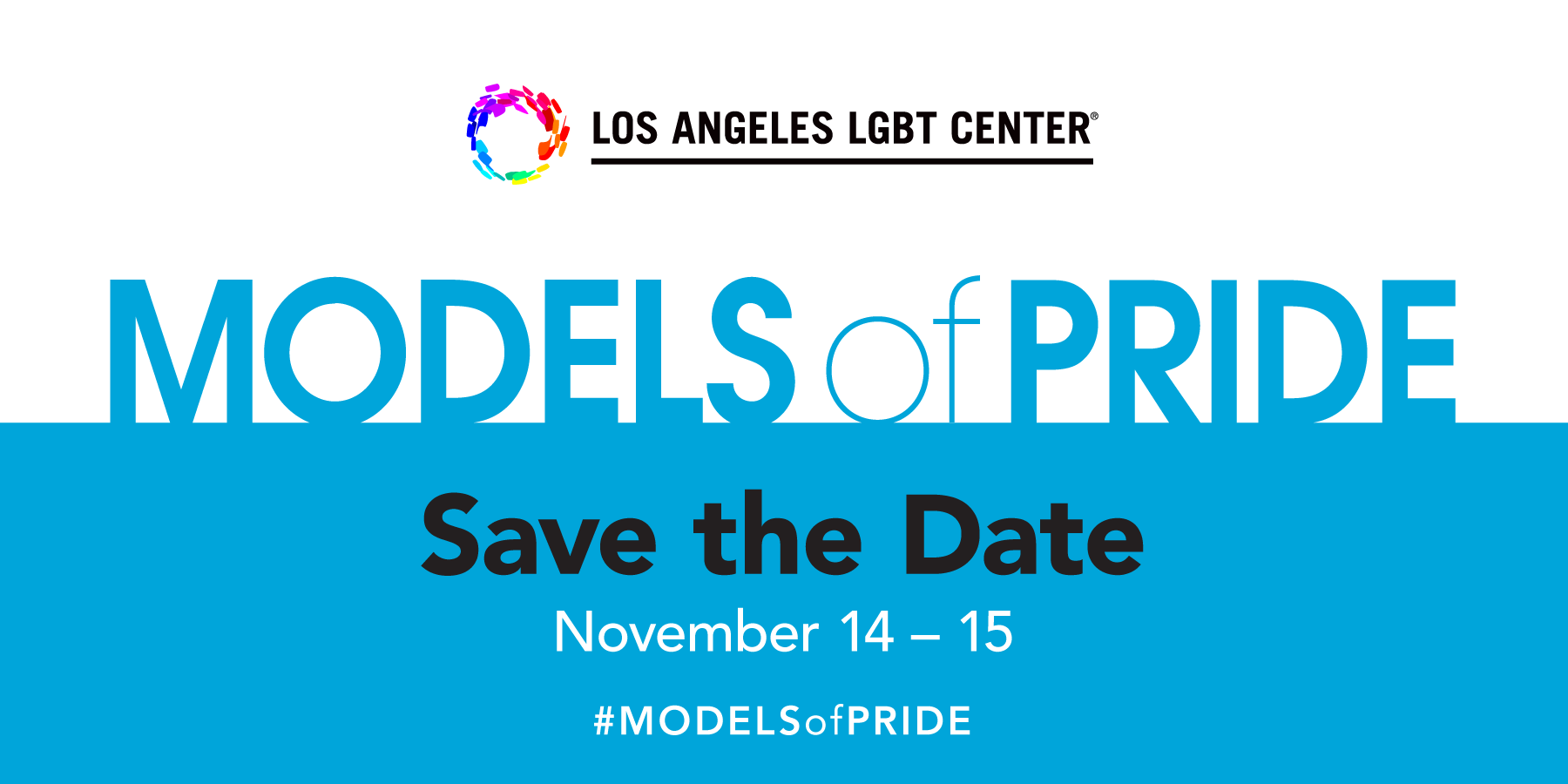 Save the Date November 14-15