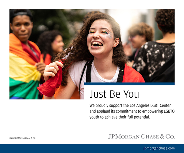 JP Morgan Chase - Just Be You