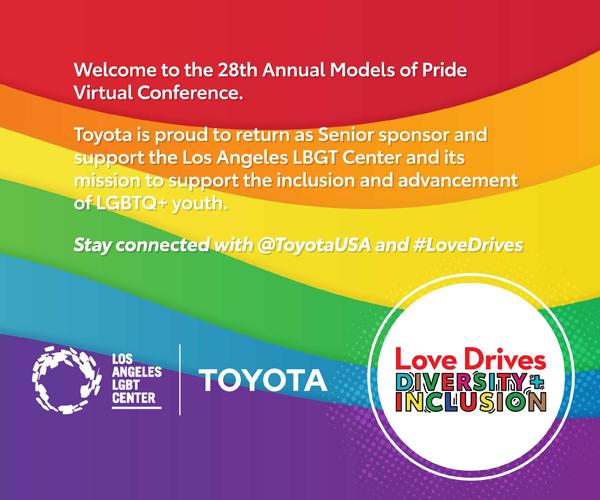 Toyota Models of Pride